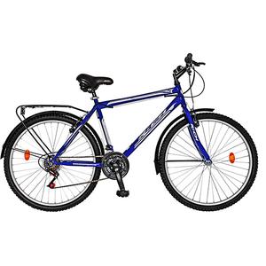 """Bicicleta de Trekking RICH SPORT R2635A, 26"""", cadru otel,  albastru"""