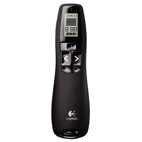 Professional Wireless Presenter LOGITECH R700, negru