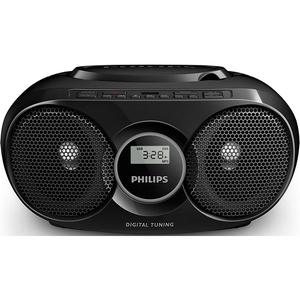 Radio CD PHILIPS Soundmachine AZ318B/12, FM, USB, negru