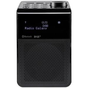 Radio portabil PANASONIC RF-D20BTEG-K, 3W, Bluetooth, IPX3, negru