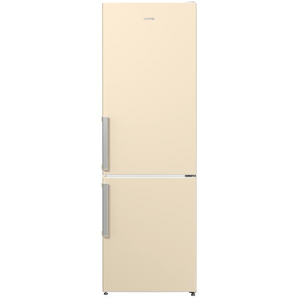 Combina frigorifica GORENJE RK6192EC, 324 l, H 185 cm, Clasa A++, crem