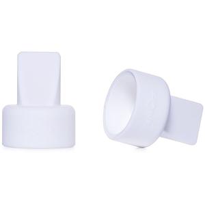 Set supape silicon SPECTRA ROAC041, alb