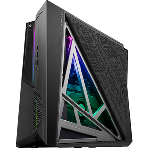 Sistem Desktop Gaming ASUS ROG Huracan G21CN-RO011T, Intel Core i7-8700 pana la 4.6GHz, 16GB, HDD 1TB + SSD 128GB, NVIDIA GeForce GTX 1060 6GB, Windows 10 Home