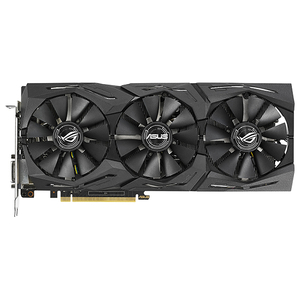 Placa video ASUS NVIDIA GeForce GTX 1070 TI, 8GB GDDR5, 256-bit, ROG-STRIX-GTX1070TI-A8G-GAMING