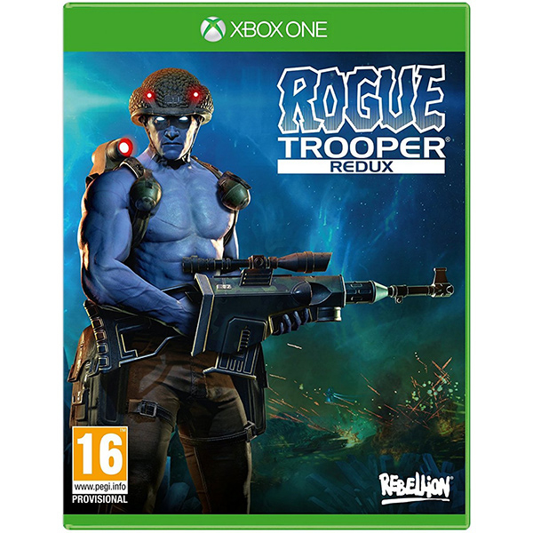 Rogue Trooper Redux Xbox One