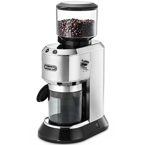 Rasnita cafea DE LONGHI KG 520.M, 350g, 150W, negru - inox