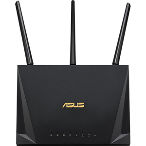 Router Wireless Gigabit ASUS RT-AC2400, Dual-Band 600+1733 Mbps, USB 3.0, negru
