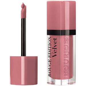 Ruj de buze Bourjois Rouge Edition Velvet 09 Happy Nude Year, 7.7 ml