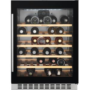 Racitor de vinuri ELECTROLUX ERW1573AOA, 138 l, 82 cm, A, negru