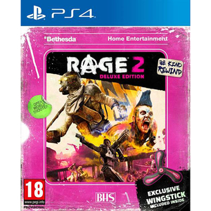 Rage 2 Deluxe Wingstick Edition PS4