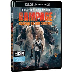 Rampage: Scapati de sub control 4K UHD