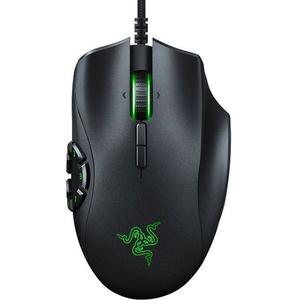 Mouse Gaming RAZER Naga Trinity, 16000 dpi, negru