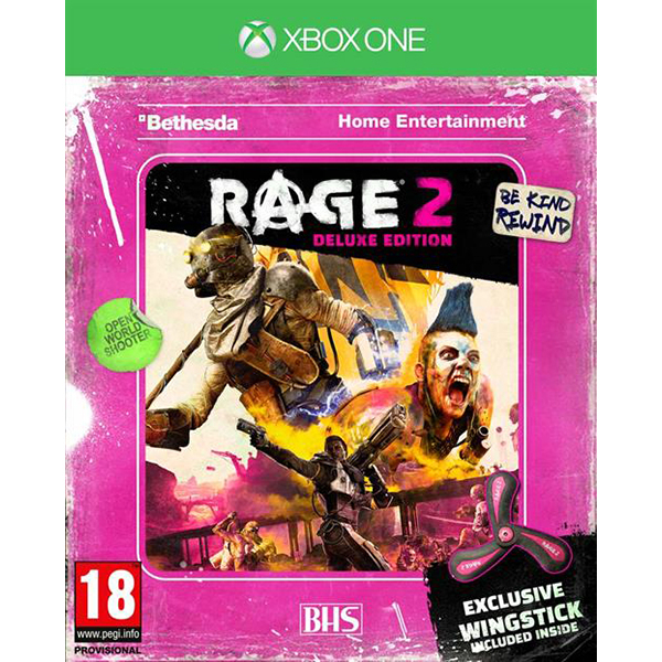 Rage 2 Deluxe Wingstick Edition Xbox One