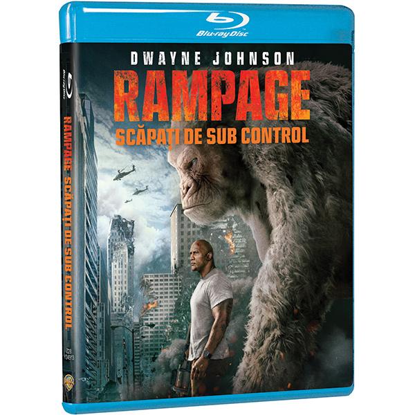 Pacific Rim 2: Revolta Blu-ray