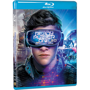 Ready Player One: Sa inceapa jocul Blu-ray 3D