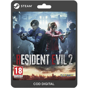 Resident Evil 2 PC (licenta electronica Steam)
