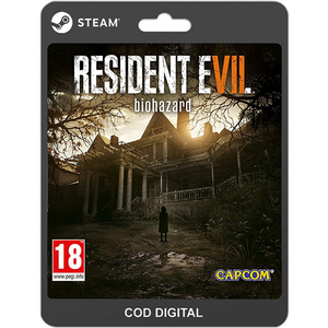 Resident Evil 7 biohazard PC (licenta electronica Steam)