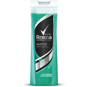 Gel de dus 2 in 1 REXONA Men Quantum, 400ml