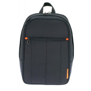 Rucsac DAVIDTS Andorra 25700701, Compartiment Notebook/Tableta, negru