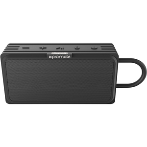 Boxa portabila PROMATE Rustic-3, Bluetooth, Waterproof, MicroSD, negru