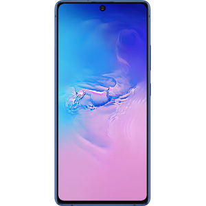 Telefon SAMSUNG Galaxy S10 Lite, 128GB, 8GB RAM, Dual SIM, Prism Blue