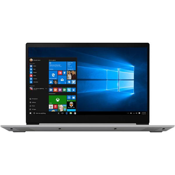 """Laptop LENOVO IdeaPad S145-15IWL, Intel Pentium Gold 5405U pana la 2.3GHz, 15.6"""" Full HD, 4GB, SSD 128GB, Intel UHD Graphics 610, Windows 10 S, Gri"""