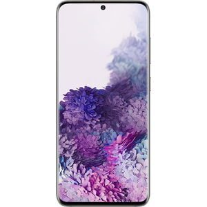 Telefon SAMSUNG Galaxy S20, 128GB, 8GB RAM, Dual SIM, 4G, Cloud White