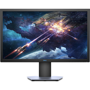 Monitor Gaming LED TN Dell S2419HGF, 24'', Full HD, 144Hz, AMD FreeSync, negru