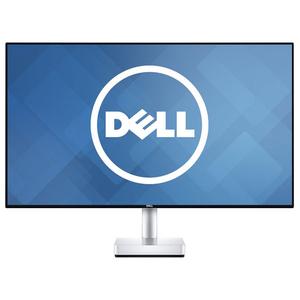 "Monitor LED IPS DELL S2718D, 27"", Quad HD, HDR, argintiu"