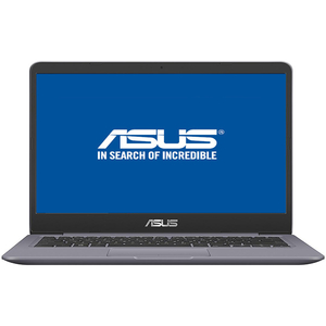 "Laptop ASUS VivoBook S14 S410UA-EB017, Intel® Core™ i5-8250U pana la 3.4GHz, 14"" Full HD, 4GB, HDD 500GB + SSD 128GB, Intel® UHD Graphics 620, Endless"