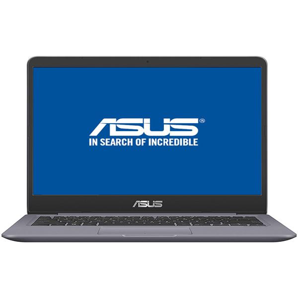 "Laptop ASUS VivoBook S14 S410UA-EB169, Intel® Core™ i3-7100U 2.4GHz, 14"" Full HD, 4GB, 500GB, Intel® HD Graphics 620, Endless"