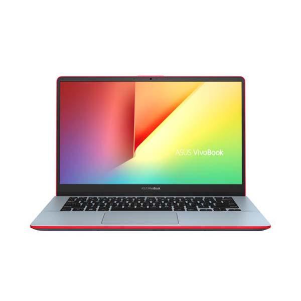 "Laptop ASUS VivoBook S14 S430FA-EB433, Intel Core i7-8565U pana la 4.6GHz, 14"" Full HD, 8GB, SSD 512GB, Intel UHD Graphics 620, Free DOS, gri"
