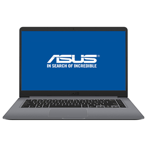 "Laptop ASUS VivoBook S510UN-BQ255, Intel® Core™ i7-8550U pana la 4.0GHz, 15.6"" Full HD, 8GB, 1TB, NVIDIA® GeForce® MX150 2GB, Endless"