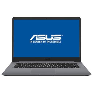 """Laptop ASUS VivoBook S510UN-BQ135, Intel® Core™ i7-8550U pana la 4.0GHz, 15.6"""" Full HD, 8GB, 1TB + SSD 128GB, NVIDIA® GeForce® MX150 2GB, Endless"""