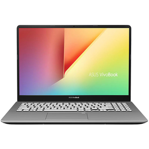 "Laptop ASUS VivoBook S15 S530FA-BQ001, Intel Core i5-8265U pana la 3.4GHz, 15.6"" Full HD, 8GB, SSD 256GB, Intel UHD Graphics 620, Endless, Gun Metal"