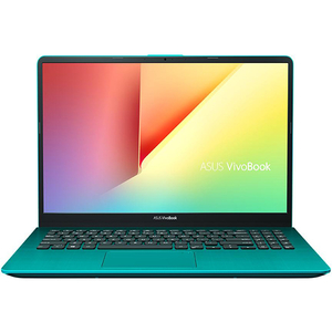 "Laptop ASUS VivoBook S15 S530FA-BQ003, Intel® Core™ i5-8265U pana la 3.9GHz, 15.6"" Full HD, 8GB, SSD 256GB, Intel® UHD Graphics 620, Endless, Verde"