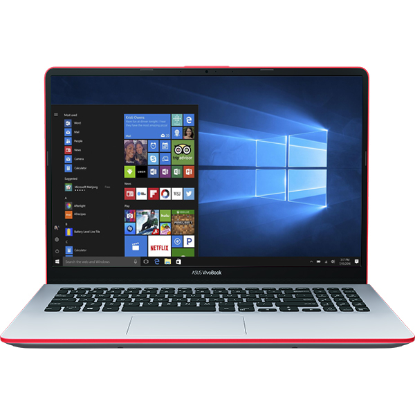 "Laptop ASUS VivoBook S15 S530UF-BQ312T, Intel® Core™ i3-8130U pana la 3.4GHz, 15.6"" Full HD, 4GB, 1TB + Intel Optane 16GB, NVIDIA GeForce MX150 2GB, Windows 10 Home, Gri"