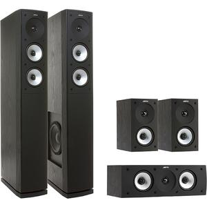 Boxe audio 5.0 JAMO S 626 HCS, negru