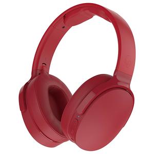 Casti SKULLCANDY Hesh 3 S6HTWK-613, microfon, on ear, bluetooth, rosu