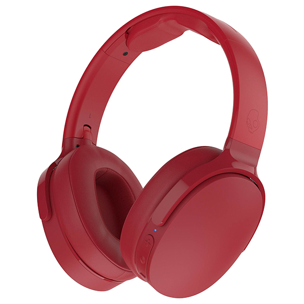 Casti SKULLCANDY Hesh 3 S6HTWK-613, microfon, on ear, bluetooth, rosu