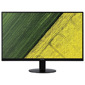 "Monitor LED IPS ACER SA230BID, 23"", Full HD, 60Hz, negru"