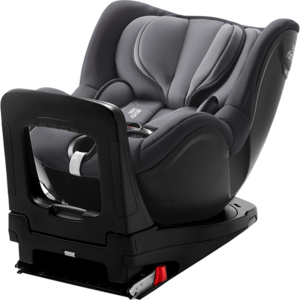 Scaun auto BRITAX ROMER Dualfix i-SIZE, 5 puncte, 0 - 18kg, gri inchis