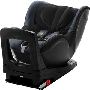Scaun auto BRITAX ROMER Dualfix i-SIZE, 5 puncte, 0 - 18kg, albastru inchis-negru