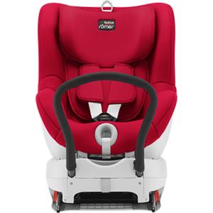 Scaun auto BRITAX ROMER Dualfix Fire Red, Isofix, 0 - 18kg, rosu