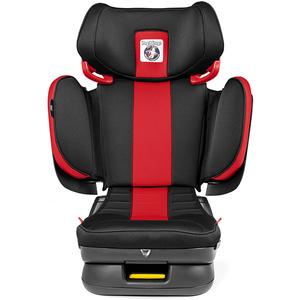 Scaun auto PEG PEREGO Viaggio Flex Monza, Isofix, 15 - 36 kg, negru - rosu