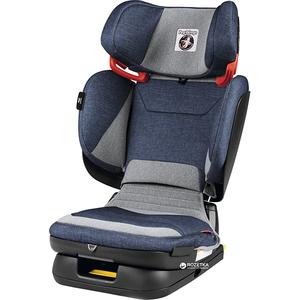 Scaun auto PEG PEREGO Viaggio Flex Urban, Isofix, 15 - 36 kg, albastru - gri