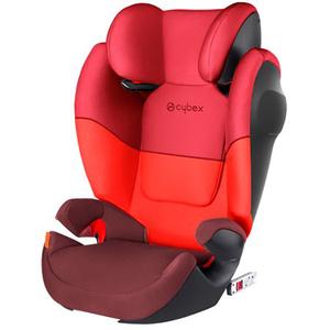Scaun auto CYBEX Solution M-Fix SL 517001373, Isofix, 15 - 36kg, rosu