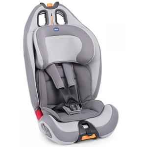 Scaun auto CHICCO Gro Up 79583-8 Elegance, 3 puncte, 9 - 36kg, gri