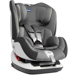Scaun auto CHICCO Seat Up 012 79828-8 Stone, Isofix, 0 - 25kg, gri