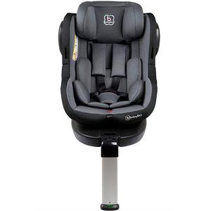 Scaun auto BABYGO Iso BGO2202, Isofix, 0 - 18 kg, gri